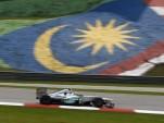Mercedes AMG at the 2012 Formula 1 Malaysian Grand Prix