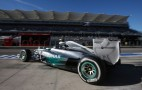 Rosberg Beats Hamilton To Formula One United States Grand Prix Pole