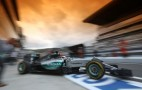 Rosberg Edges Out Hamilton For Russian Grand Prix Pole