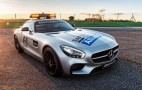Mercedes-AMG GT Is The New F1 Safety Car