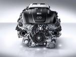 Mercedes-AMG M178 twin-turbo V-8 engine