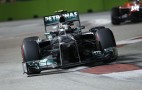Mercedes-AMG Petronas F1 Explains Different Types of Carbon Fiber: Video