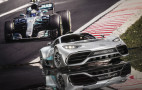 Mercedes-AMG's Project One has landed, and its F1 powertrain has over 1,000 HP