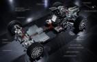 Mercedes-AMG reveals Project One hypercar's F1-spec powertrain
