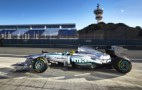 Mercedes AMG Unveils Its 2013 Formula One Car, The W04