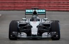 Reigning World Champion Mercedes AMG Reveals W06 Hybrid 2015 Formula One Car