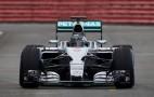 Reigning World Champion Mercedes AMG Reveals W06 Hybrid 2015 Formula One Car