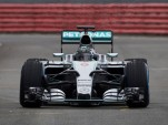 Mercedes AMG W06 Hybrid 2015 Formula One car