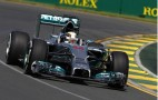 Hamilton Denies Ricciardo Pole At Formula One Australian Grand Prix