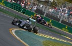 One-Two Finish For Mercedes AMG At 2015 Australian Grand Prix