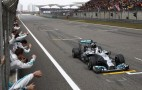 Mercedes AMG Takes Third Straight One-Two Finish At 2014 F1 Chinese Grand Prix