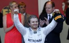 Mercedes AMG's Nico Rosberg Wins Accident-Packed Monaco GP