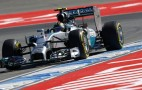 Mercedes AMG Dominant At 2014 Formula One German Grand Prix