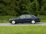 Mercedes-Benz 190 D BlueEfficiency, based on 1992 Mercedes 190 E 2.6 diesel