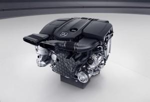 Mercedes-Benz 2.0-liter four-cylinder diesel engine (OM 654)
