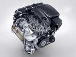 Mercedes-Benz 2.0-liter four-cylinder diesel engine (OM 654)