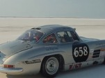 Mercedes-Benz 300SL at Bonneville