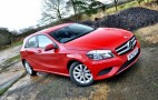 Forbidden Fruit: Mercedes-Benz A Class Quick Drive