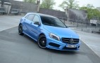 Mercedes-Benz A-Class 200 CDI Driven: Taster For Diesel CLA?