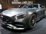 2018 Mercedes-AMG GT C Edition 50, 2017 Detroit auto show