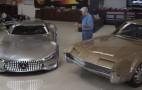 Mercedes AMG Vision Gran Turismo Lands In Jay Leno's Garage: Video