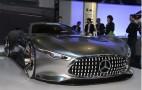 Mercedes-Benz AMG Vision Gran Turismo: 2013 L.A. Auto Show Video