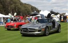 250 Mercedes-Benz Rare Classics Turn Up At Amelia Island Concours d'Elegance