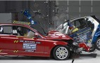 Small cars rated poorly in new IIHS crash test