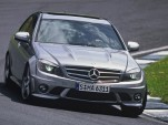 Mercedes-Benz C63 AMG unleashed
