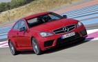 2012 Mercedes-Benz C63 AMG Coupe Black Series Preview