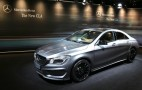 2014 Mercedes-Benz CLA: 2013 Detroit Auto Show Live Photos