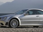 Mercedes Benz CLK 63 AMG Black Series