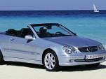 Mercedes Benz CLK Cabrio