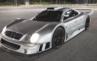 Enjoy the sights and sounds of the Mercedes-Benz CLK GTR