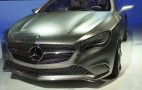 Mercedes-Benz Concept A-Class Compact Car: NY Auto Show Video