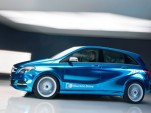 Mercedes-Benz B Class Electric Coming To U.S.: Report (Compliance Car Watch)