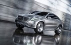 Mercedes-Benz Concept Coupe SUV Debuts At The 2014 Beijing Auto Show
