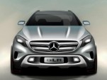 Mercedes-Benz Concept GLA Class preview image