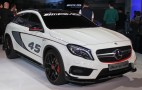2015 Mercedes-Benz Concept GLA45 AMG: 2013 L.A. Auto Show Video