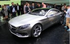 Mercedes-Benz Concept S-Class Coupe: Full Details, Live Photos And Video