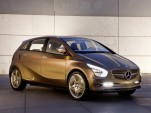 Mercedes-Benz E-Cell Plus extended-range electric car, Frankfurt Motor Show, 2009