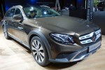 Mercedes targets soft-roader segment with E-Class All-Terrain