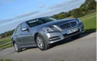 Mercedes-Benz E300 Bluetec Hybrid Sedan: Quick Drive
