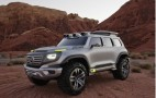 Mercedes to debut Ener-G-Force off-road concept in L.A.