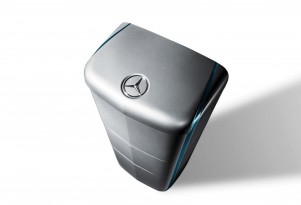 Mercedes-Benz energy storage system