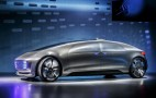 The future arrives early with Mercedes-Benz F015 self-driving car concept