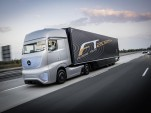 Mercedes-Benz Future Truck 2025 concept, 2014 Hannover Commercial Vehicle Show