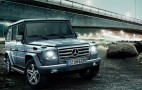 Mercedes updates the G-Class for 30th birthday