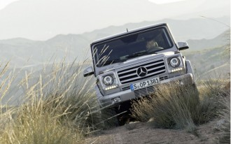 Mercedes G Class Rolls On, Jeep Recall, Stop-Start Tech: Today's Car News