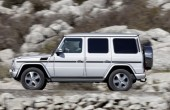 2013 Mercedes-Benz G Class Photos
